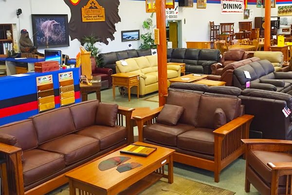 usa furniture and leather interior portland location