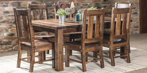 rustic furniture style